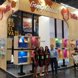 Billa participa da maior feira da indústria de alimentação da América Latina
