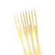 Garfinhos de madeira - 250und