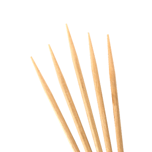 Palito Bambu 6,5cm