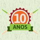 10 ANOS DA MARCA